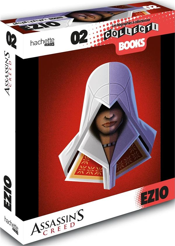 COLLECTI'BOOKS EZIO