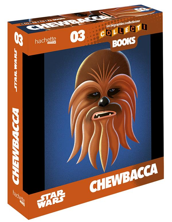 COLLECTI'BOOKS CHEWBACCA