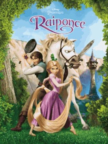 RAIPONCE - DISNEY CINEMA