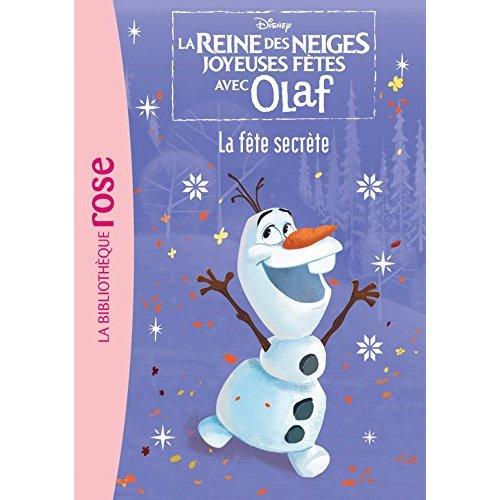 OLAF 02 - LA FETE SECRETE - T2