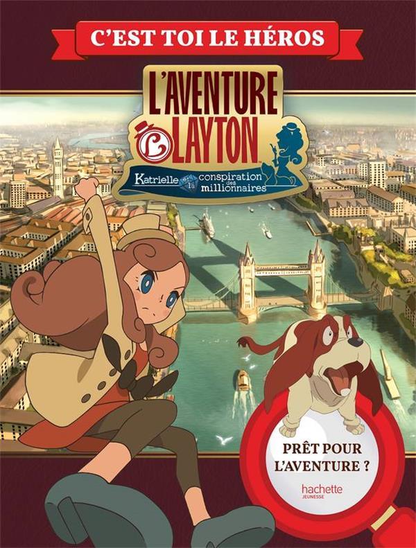 L'AVENTURE LAYTON - C'EST TOI LE HEROS