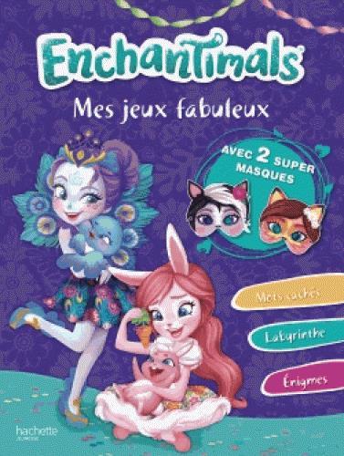 ENCHANTIMALS - MES JEUX FABULEUX