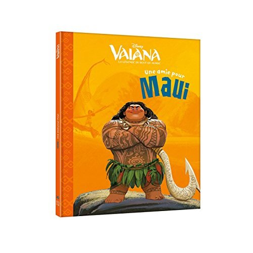 VAIANA - L'HISTOIRE DE... - VAIANA ET MAUI