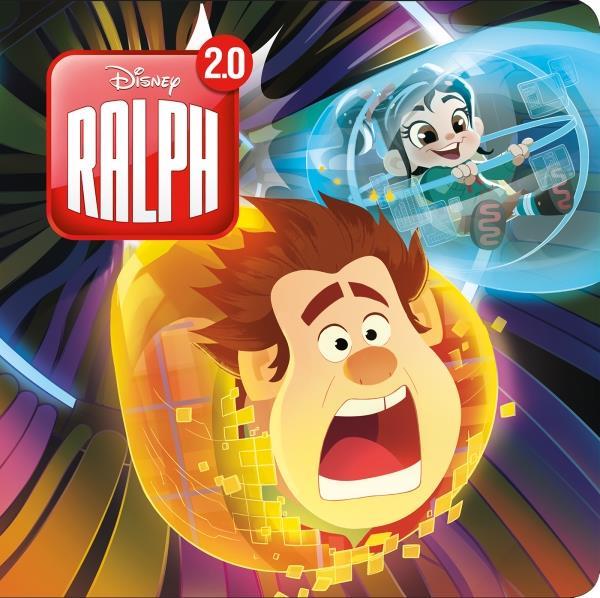 RALPH 2.0 - DISNEY MONDE ENCHANTE - L'HISTOIRE DU FILM