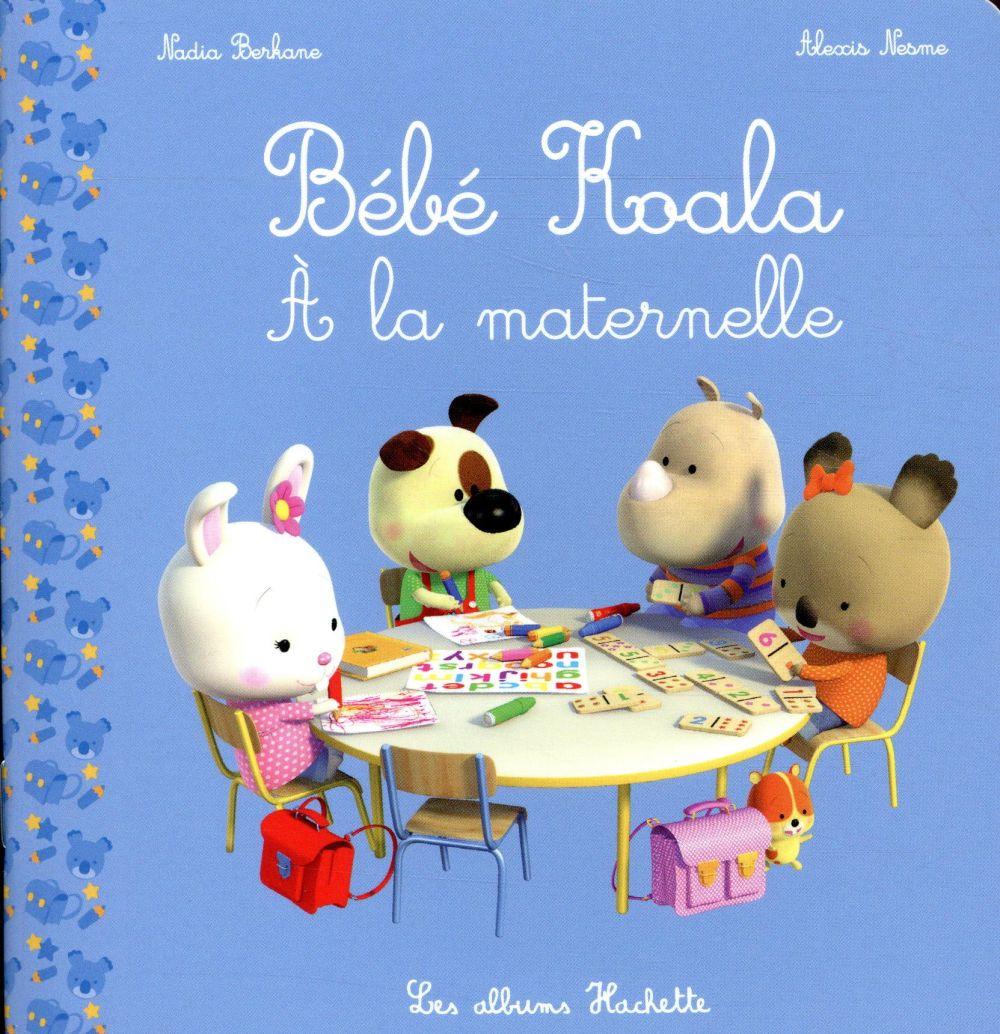 BEBE KOALA - A LA MATERNELLE