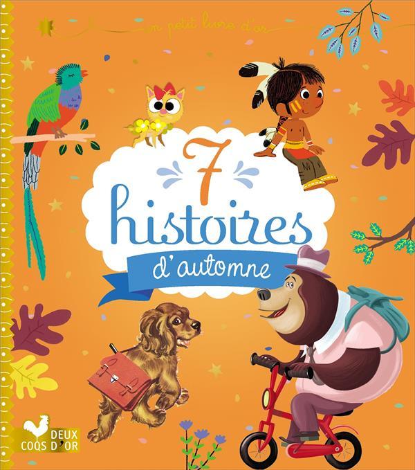 7 HISTOIRES D'AUTOMNE