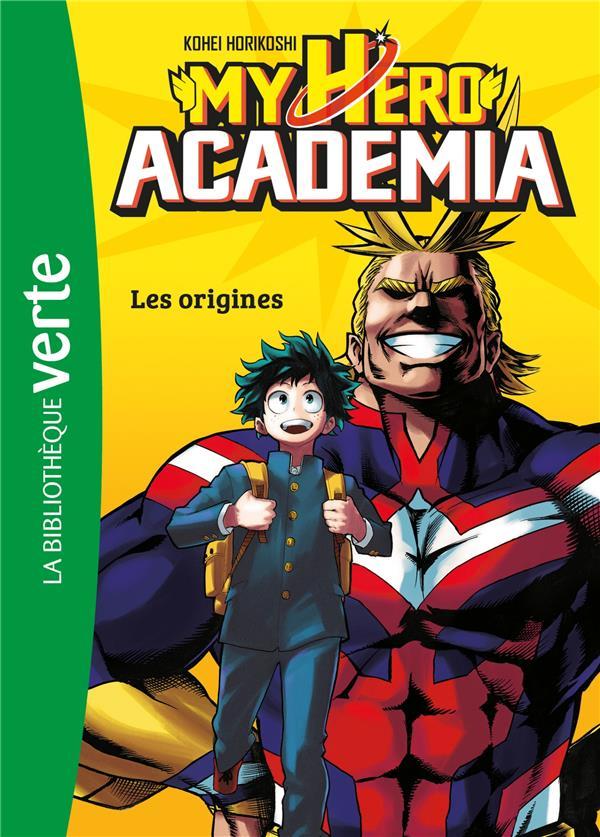 MY HERO ACADEMIA 01 - LES ORIGINES - T1