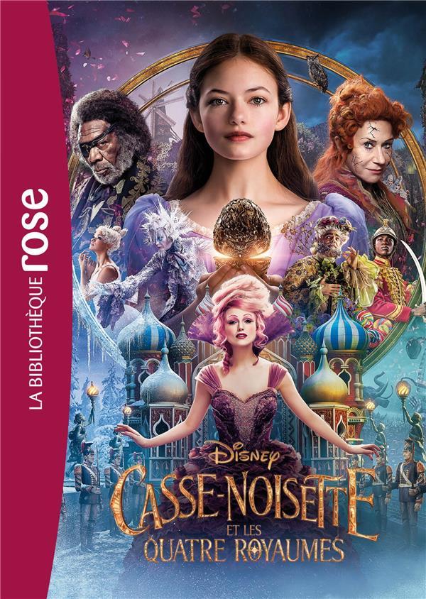 FILMS BB ROSE 10-12 - T0 - CASSE-NOISETTE ET LES QUATRE ROYAUMES - LE ROMAN DU FILM