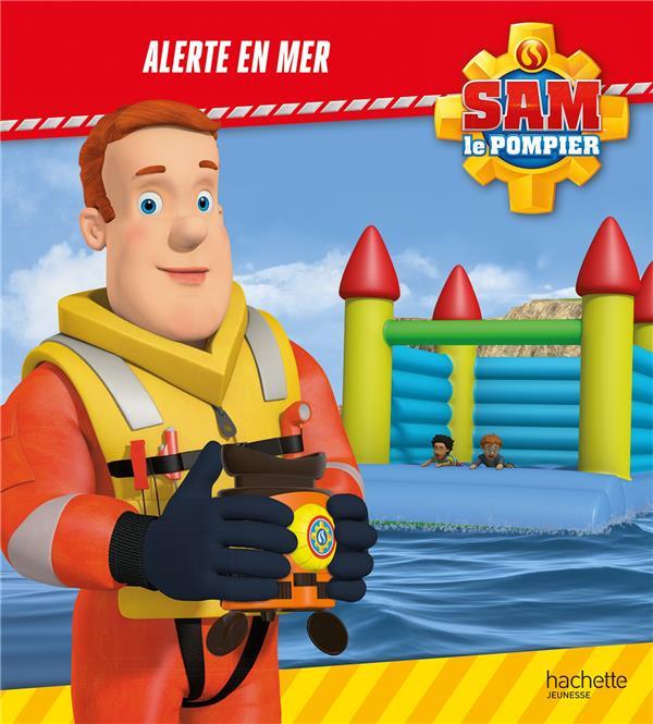 SAM LE POMPIER-ALERTE EN MER