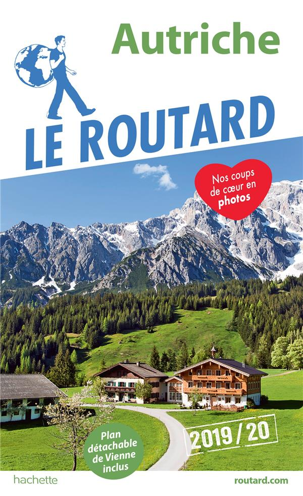 GUIDE DU ROUTARD AUTRICHE 2019