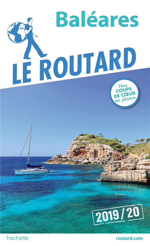 GUIDE DU ROUTARD BALEARES 2019/20