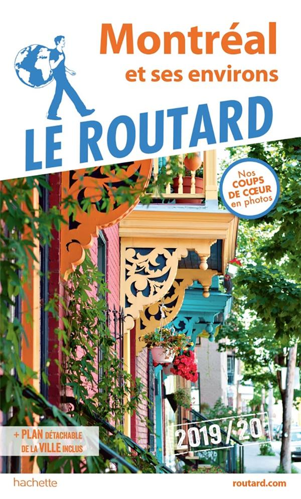 GUIDE DU ROUTARD MONTREAL 2019/20