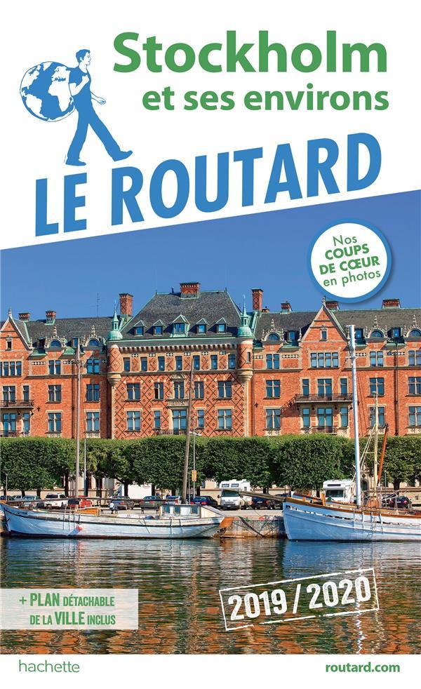 GUIDE DU ROUTARD STOCKHOLM 2019/20