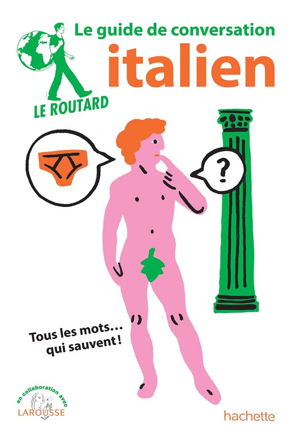 LE ROUTARD GUIDE DE CONVERSATION ITALIEN