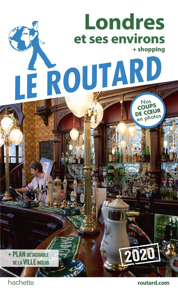 GUIDE DU ROUTARD LONDRES 2020 - + SHOPPING