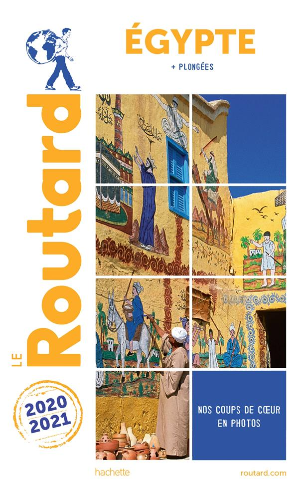 GUIDE DU ROUTARD EGYPTE 2020/2021