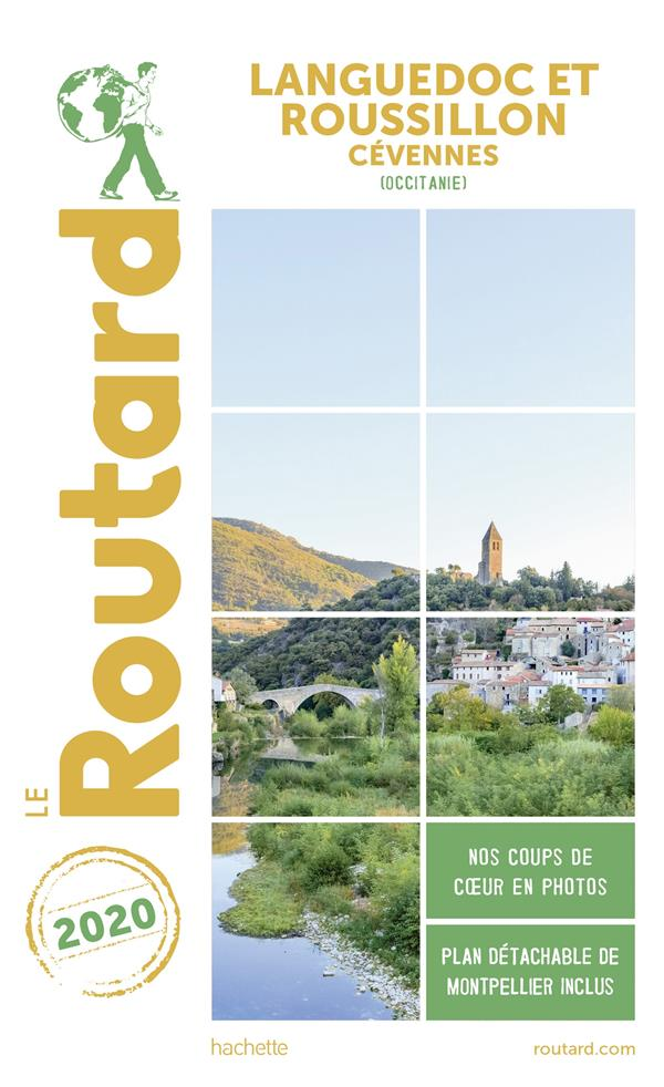 GUIDE DU ROUTARD LANGUEDOC-ROUSSILLON 2020 - (OCCITANIE)
