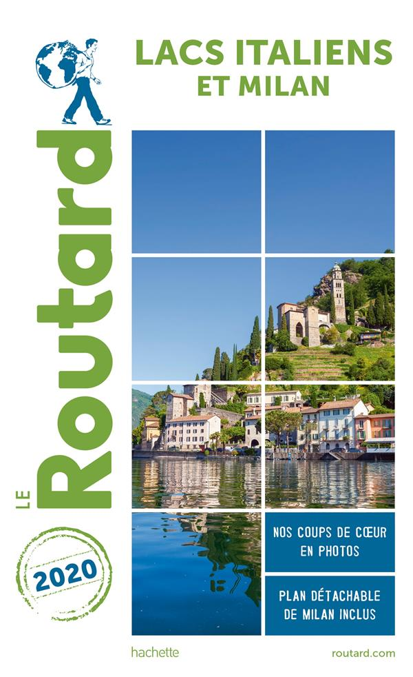 GUIDE DU ROUTARD LACS ITALIENS 2020