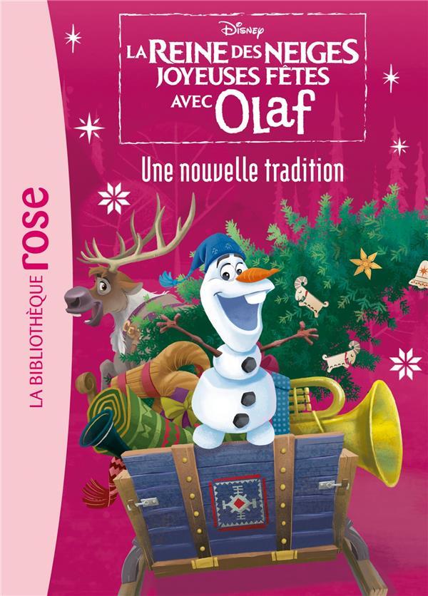 OLAF 03 - UNE NOUVELLE TRADITION - T3