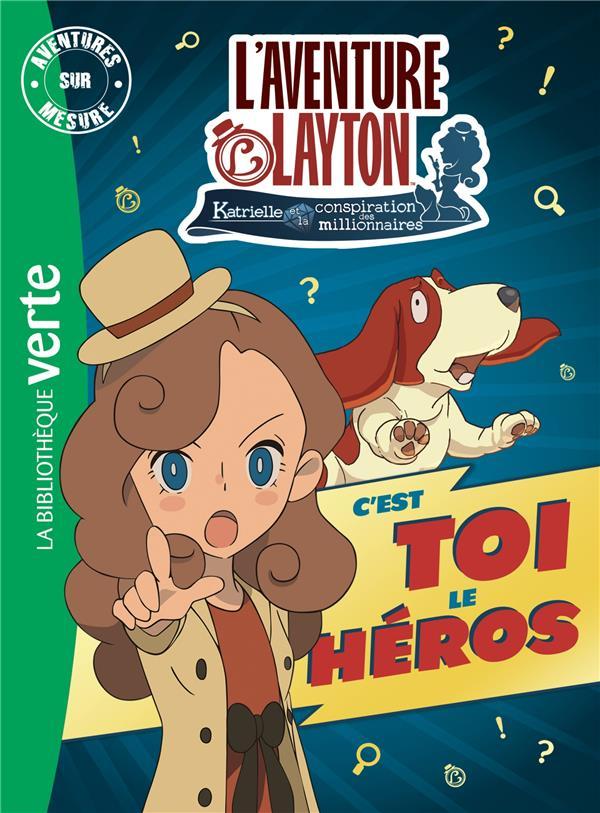 LADY LAYTON - AVENTURES SUR MESURE XXL - T0