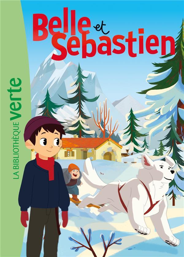 BELLE ET SEBASTIEN 04 - LA COURSE DE L'HIVER - T4