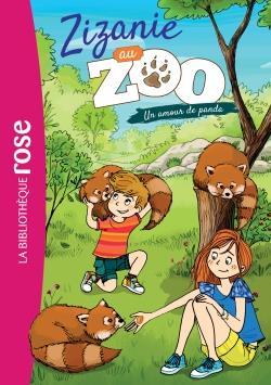 ZIZANIE AU ZOO 03 - UN AMOUR DE PANDA - T3