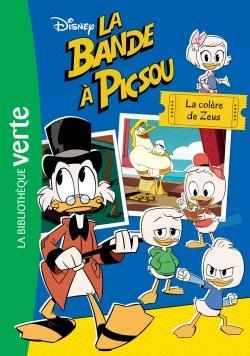 LA BANDE A PICSOU 04 - LA COLERE DE ZEUS - T4