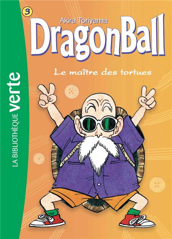 DRAGON BALL 03 NED 2018 - LE MAITRE DES TORTUES