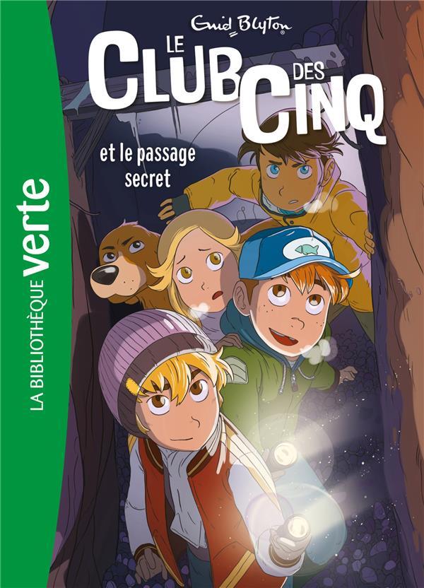 LE CLUB DES CINQ 02 NED - LE CLUB DES CINQ ET LE PASSAGE SECRET - T2