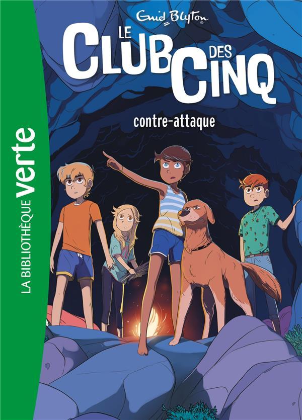 LE CLUB DES CINQ 03 NED - LE CLUB DES CINQ CONTRE-ATTAQUE - T3