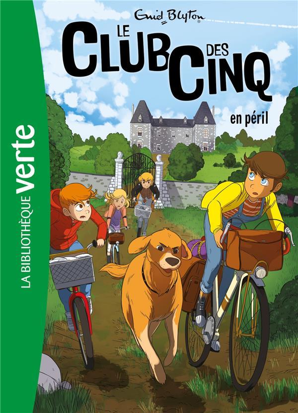 LE CLUB DES CINQ 05 NED - LE CLUB DES CINQ EN PERIL - T5