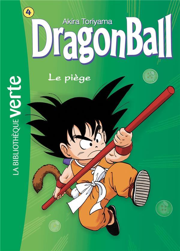 DRAGON BALL 04 NED - LE PIEGE - T4