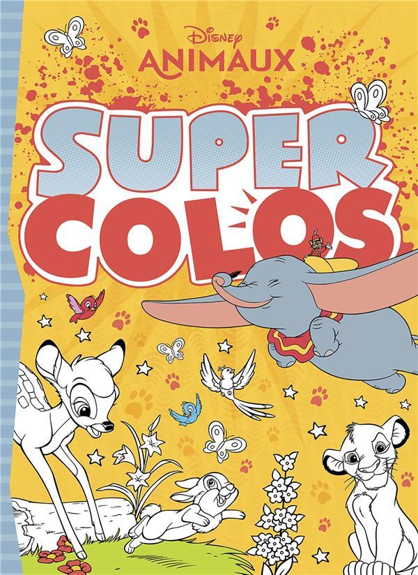 DISNEY CLASSIQUES - SUPER COLOS - SPECIAL ANIMAUX