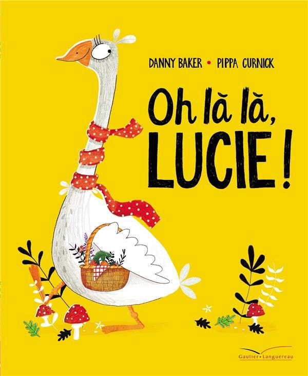 OH LA LA, LUCIE !