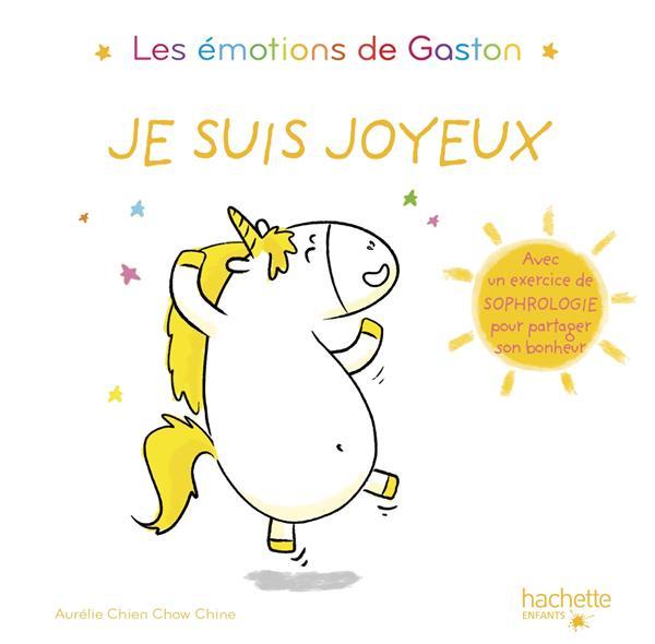 LES EMOTIONS DE GASTON - JE SUIS JOYEUX