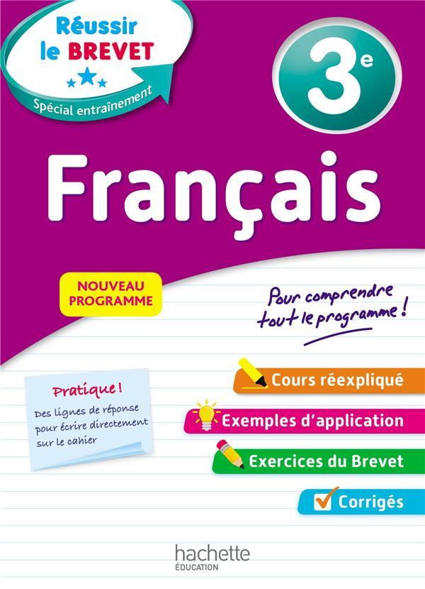 REUSSIR AU COLLEGE - FRANCAIS 3E