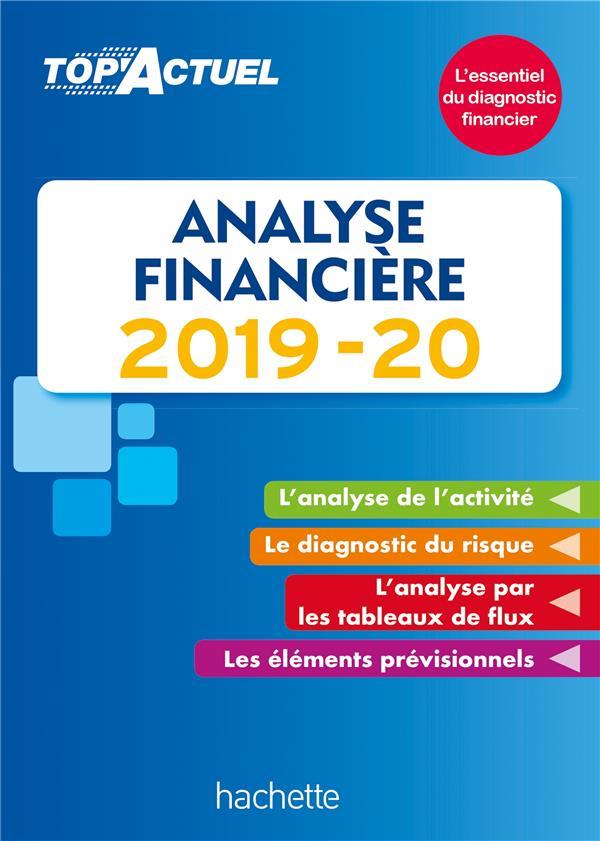 TOP'ACTUEL ANALYSE FINANCIERE 2019-2020