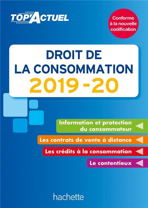 TOP ACTUEL DROIT DE LA CONSOMMATION 2019-2020