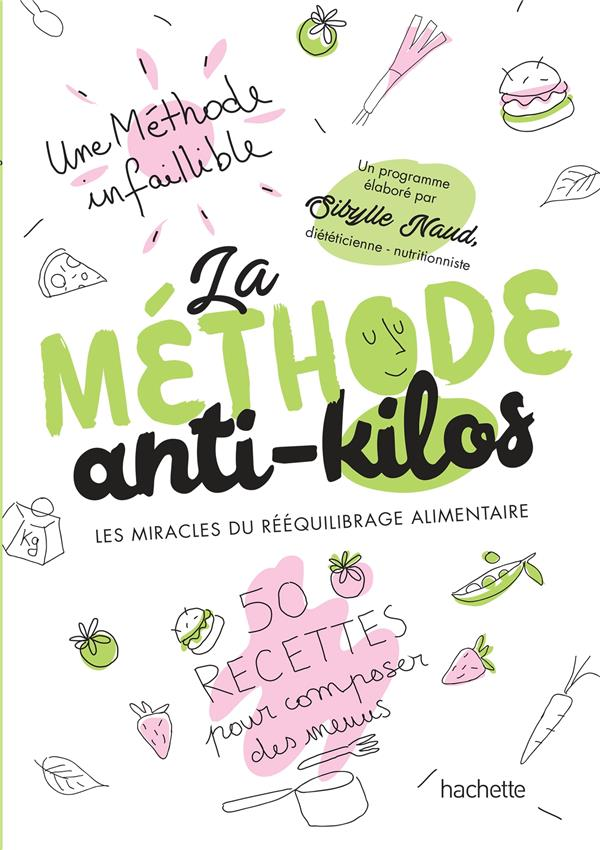 LA METHODE ANTI-KILOS - LES MIRACLES DU REEQUILIBRAGE ALIMENTAIRE