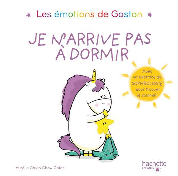 GASTON - JE N'ARRIVE PAS A DORMIR