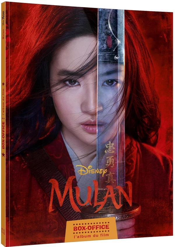 MULAN [LE FILM] - BOX-OFFICE - L'ALBUM DU FILM - DISNEY