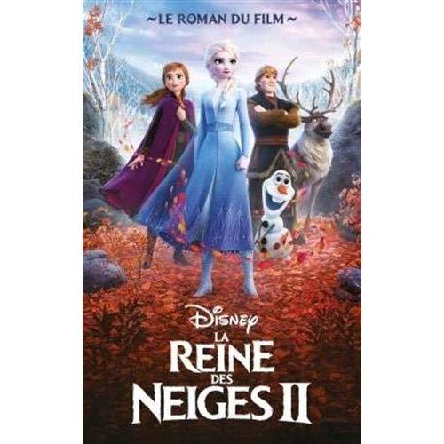 LA REINE DES NEIGES 2 - LE ROMAN DU FILM