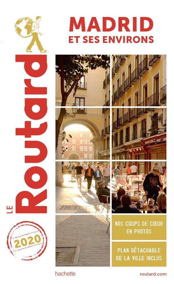 GUIDE DU ROUTARD MADRID 2020