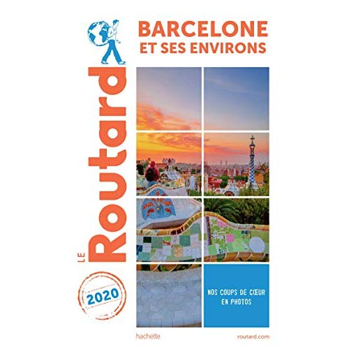 GUIDE DU ROUTARD BARCELONE 2020