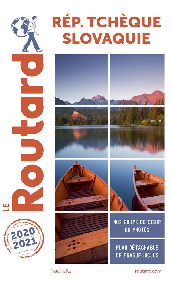 GUIDE DU ROUTARD REPUBLIQUE TCHEQUE, SLOVAQUIE 2020/21
