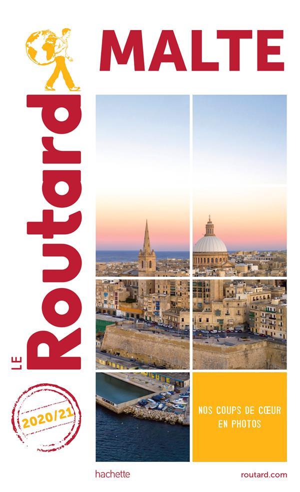 GUIDE DU ROUTARD MALTE 2020/21