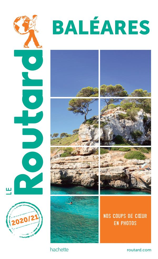 GUIDE DU ROUTARD BALEARES 2020/21