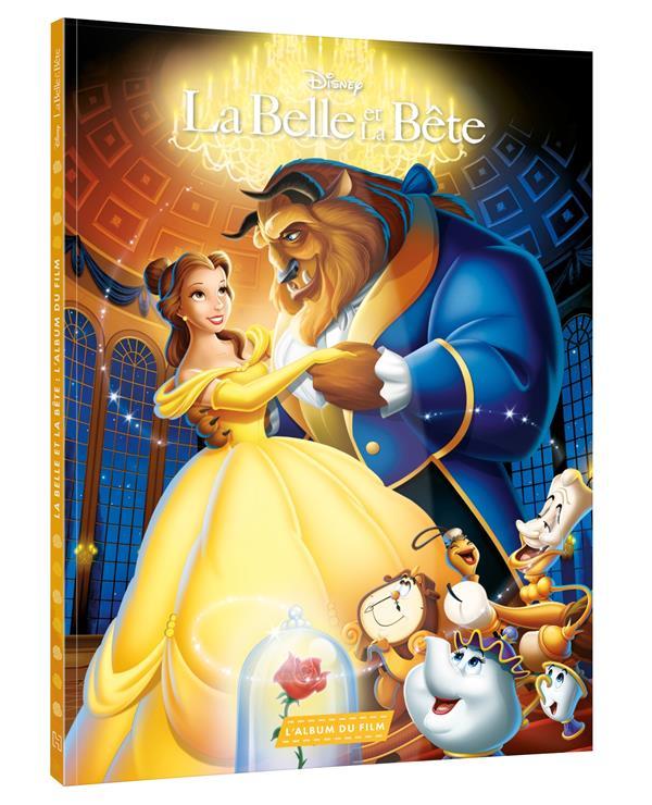 LA BELLE ET LA BETE - L'ALBUM DU FILM - DISNEY