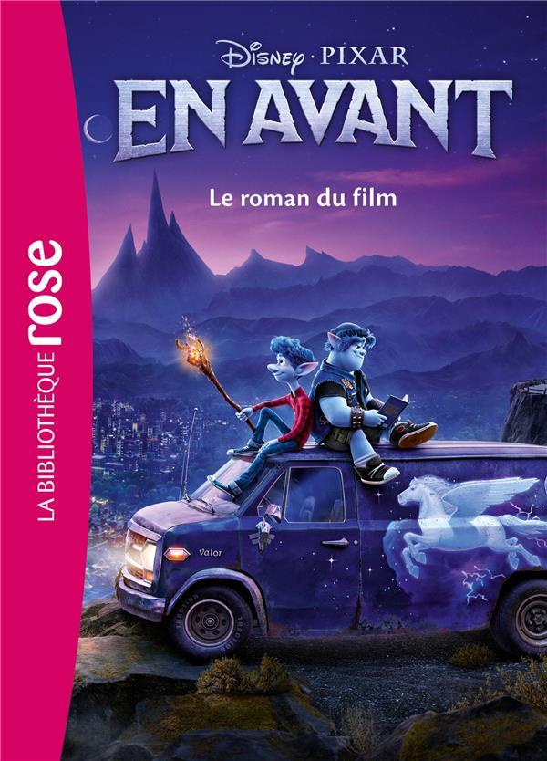 FILMS BB ROSE 8-10 - BIBLIOTHEQUE DISNEY - EN AVANT - LE ROMAN DU FILM