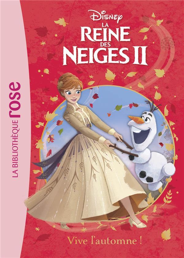 LA REINE DES NEIGES 2 - T02 - LA REINE DES NEIGES 2 02 - VIVE L'AUTOMNE !